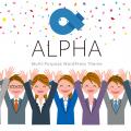 「ALPHA WordPress Theme」ALPHAレビューアワード結果発表です